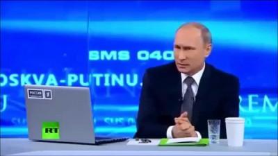 Путин о причинах революции 2017