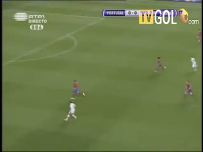 Незасчитанный гол К. Роналду