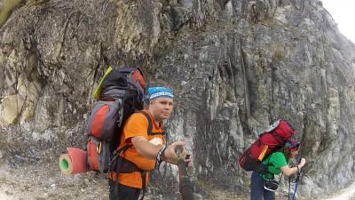 пешая тропа в Непале