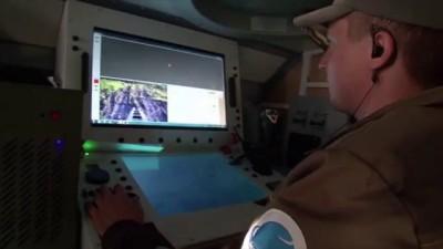 """Боевой многофункциональный робототехнический комплекс """"Уран-9"""""""