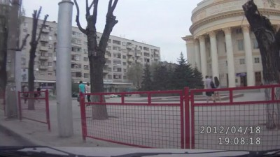 ДТП - Волгоград, 18 апреля 2012