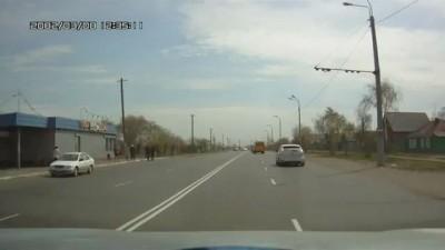 Ублюдки на дороге