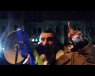 Это Армия и Майдан