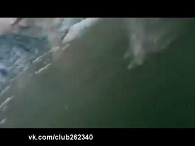 Обрушение ледника