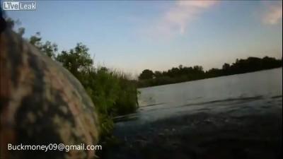 Сходил на рыбалку