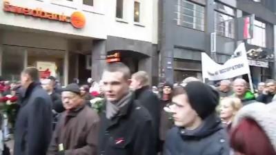 Дедушка троллит латышских нацистов
