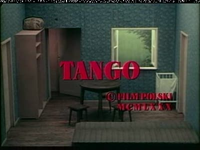 Танго - короткометражный фильм