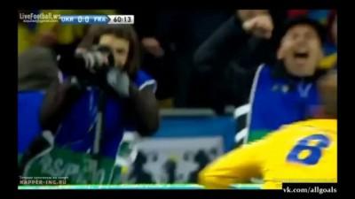 #Все голы Матча Украина Франция (2-0)