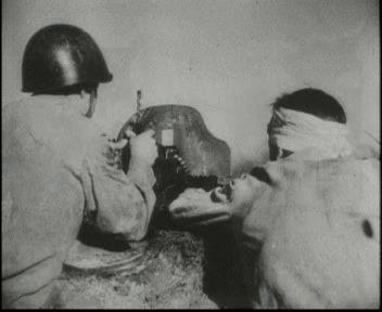 Советские войска бой