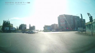 ДТП Омск 1.09.16