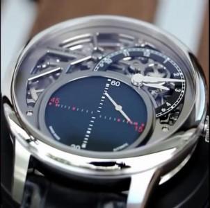Самые экзотические наручный часы