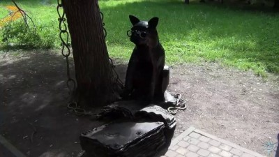 Скульптуры Сергея Мельникова (2013)