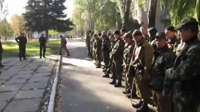 Военный трибунал в Новороссии.