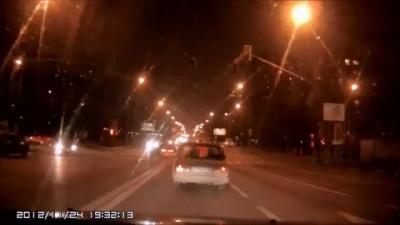 ДТП, Москва, Каховка-Керченская