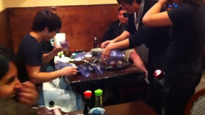 sake bomb fail
