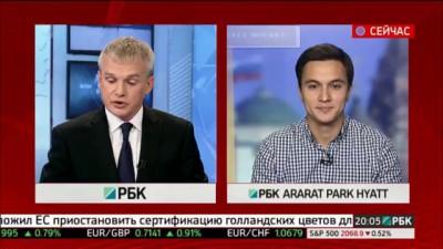 """В. Жуковский. """"Это системный кризис! Рубль рухнет до 100 за доллар!"""" (27.07.15)"""