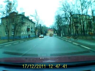 Новый метод ограничения скорости в населенных пунктах