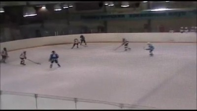 Драка юных российских хоккеистов