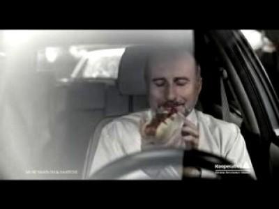 Классная реклама автострахования