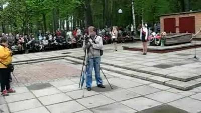 Депутат на 9 мая гонит на оппозицию