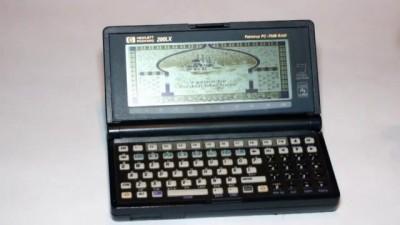 HP 200LX - Принц Персии