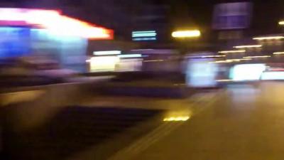 Беркут избивает митингующих