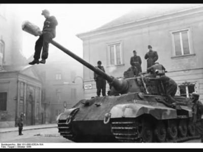 песенка немецкого танкиста