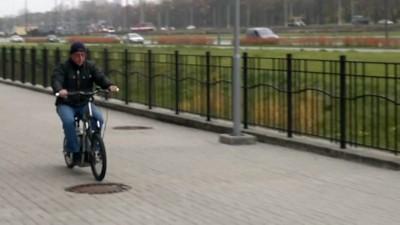 Новые испытания электросамоката -Dia-motors.ru