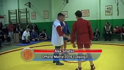 Alex Smatko - Offene Matte 2016 (Leipzig)