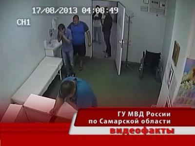 В Тольятти возбуждено уголовное дело по факту нападения на врача