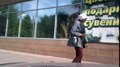 Бабушка меломан