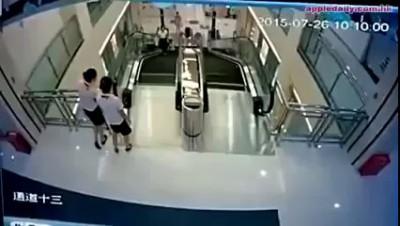 Страшное происшествие в Китае