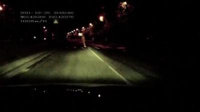 Пешеход призрак