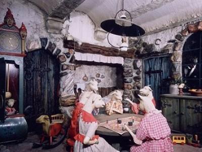 Grimm - Der Wolf und die sieben jungen GeiЯlein