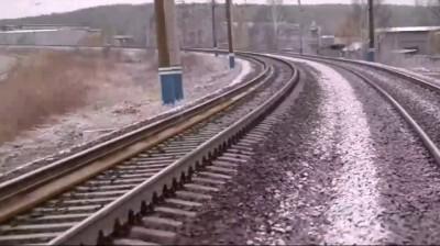 Ползущая железная дорога