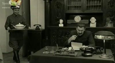 Сталин и борщ