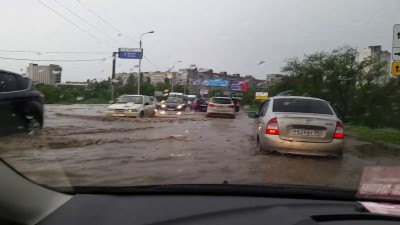 Волгоград спартановка дождик