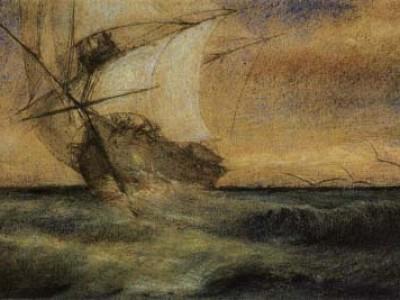 Wilhelm Hauff - Die Geschichte von dem Gespensterschiff