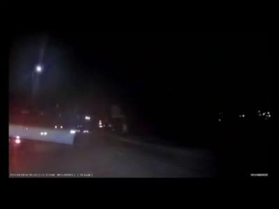 Задержание нетрезвого водителя в Омске 08.09.2015