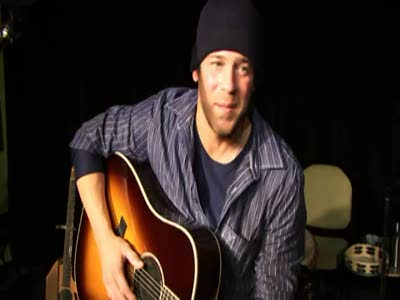 Christian Kane - Message to the K102 Listeners