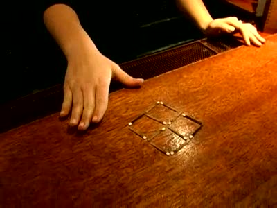 Bar Tricks : The Match Bar Trick Solution