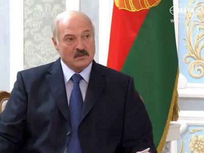 Лукашенко удручает поведение России в отношении ограничения поставок белорусской продукции