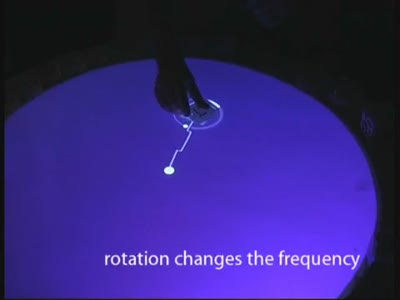 Reactable: basic demo #1