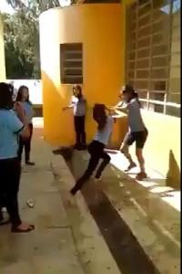 бразильянки дерутся