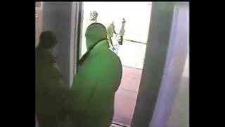 Азербайджанцы в лифте