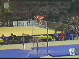 Elena Mukhina UB 78 Worlds