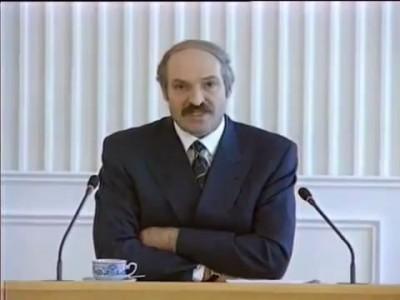 Лукашенко: дерьмократические круги России