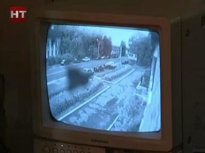В Шимске угонщики убили полицейского