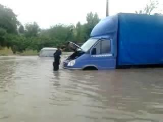 Заплыв на Малиновского
