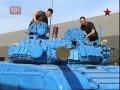 Танковый биатлон под Москвой. Лучшие кадры